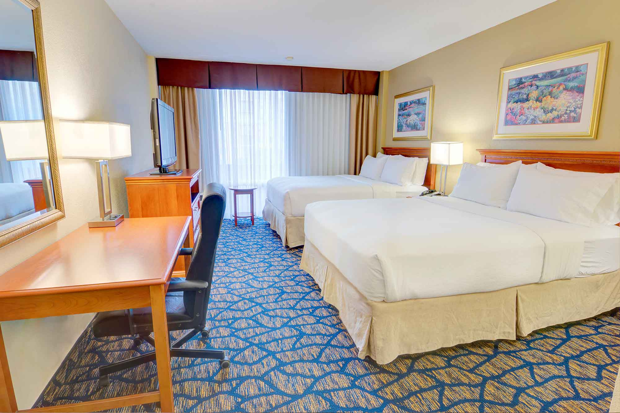 gainesville fl accommodations holiday inn gainesville fl located across from university of. Black Bedroom Furniture Sets. Home Design Ideas