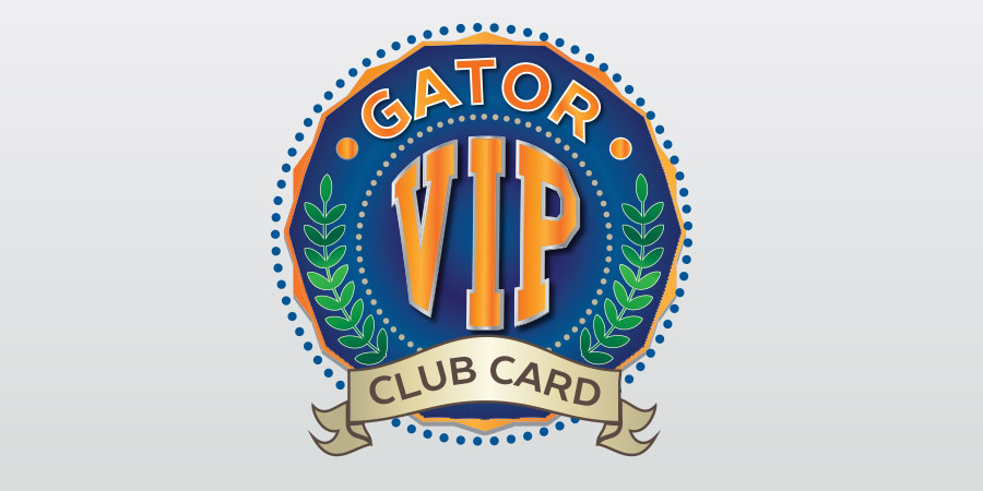 UF Gator VIP Exclusive Benefits